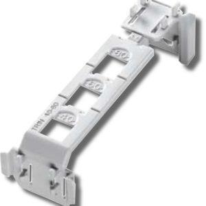 Фиксатор кабеля для короба TR1-Е (05201)        :Фиксатор для короба