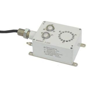 ФИЛИН 2-220        :Оповещатель комбинированный, свето-звуковой взрывозащищенный