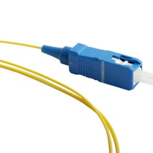 FPT-B9-50-SC/PR-1M-LSZH-OR (FPT9-50-SC-PC-1M)        :Пигтейл волоконно-оптический MM 50/125 (OM2), 1 м, LSZH