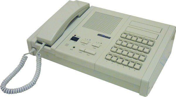 GC-1036F4 (24 аб.)        :Пульт селекторной связи