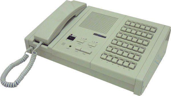 GC-1036F6 (36 аб.)        :Пульт селекторной связи