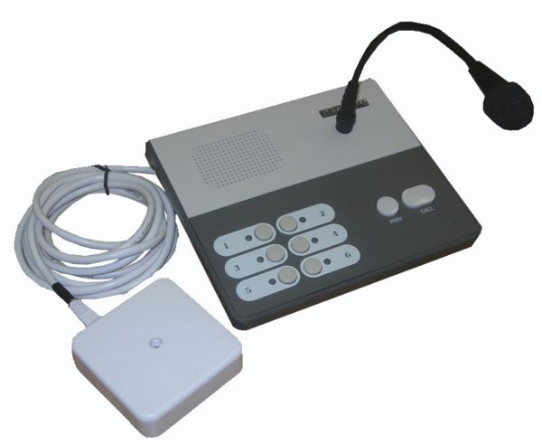 GC-3006DG (6 аб.)        :Пульт селекторной связи