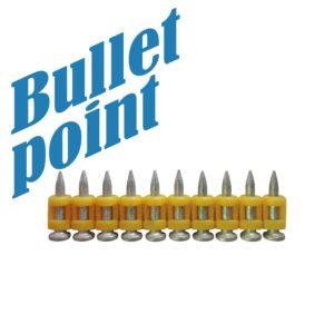 Гвоздь 3.05x19 step MG Bullet Point (1000 шт) (30519stepMGBP)        :Гвоздь