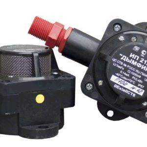 """ИП 212 """"Дымфикс"""" одновводный (оконечный)        :Извещатель пожарный дымовой оптико-электронный взрывозащищенный"""