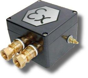 """ИП 435-4-Ех """"Сегмент"""" 1(2)-1-3 :Извещатель газовый взрывозащищенный, угарный газ СО"""