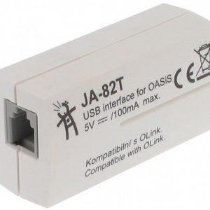 JA-82T        :Интерфейс для подключения к компьютеру