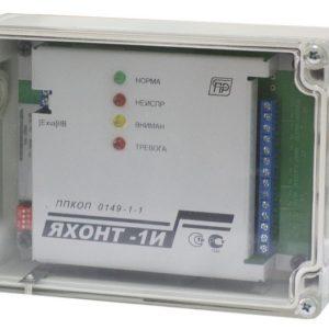 Яхонт-1ИУ (Яхонт-1И, исп.01)        :Прибор приемно-контрольный охранно-пожарный