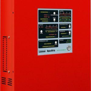 Яуза-Пу-Ех        :Прибор управления пожарный