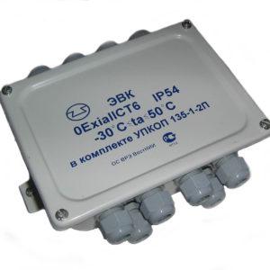 ЭВК (в комплекте УПКОП135-1-2П/2ПМ) 0ExiaIICT6        :Элемент выносной коммутирующий