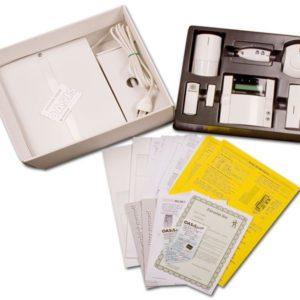 JK-182        :Комплект GSM сигнализации