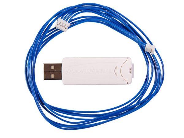 Кабель для связи с компьютером USB 1        :Кабель для программирования с компьютера объектовых приборов через USB порт