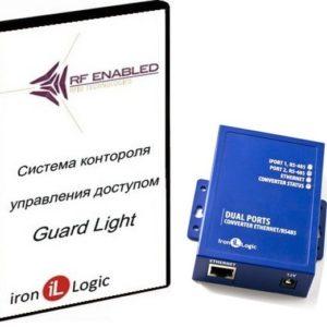 Комплект Guard Light - 5/100 IP (WEB)        :Программное обеспечение