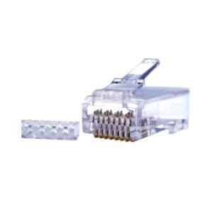 Коннекторы 8P8C UTP Cat.6 3U (RJ-45) (100шт) (10-0206)        :Разъем RJ-45