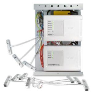 КВТ-20        :Комплект измерения температуры и влажности