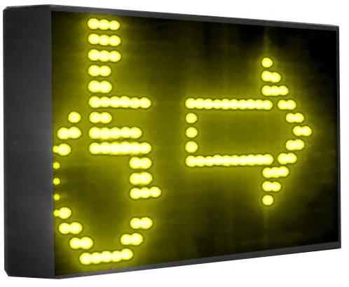 LB-1.01Y        :Световое информационное табло