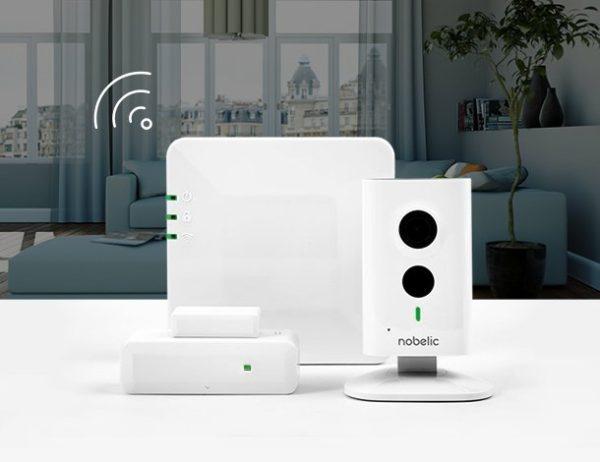 Livi Home Control         :Комплект охранной сигнализации радиоканальный