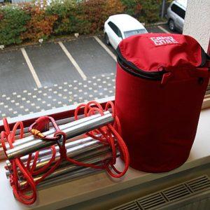 ЛНСП-9        :Лестница навесная спасательная пожарная
