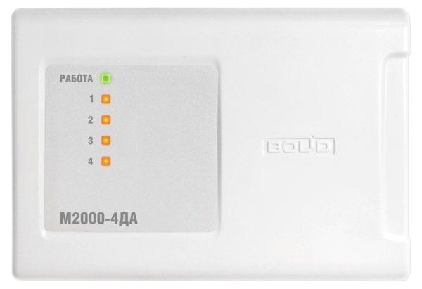 М2000-4ДА        :Модуль ввода-вывода