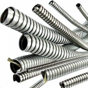 Металлорукав РЗ-ЦХ-8 (03081)        :Рукав гибкий металлический оцинкованный