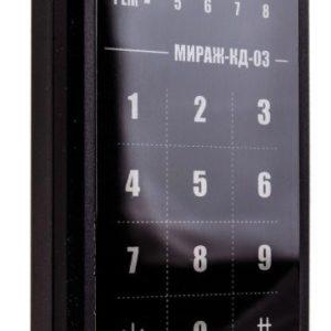 МИРАЖ-КД-03 (black)        :Клавиатура сенсорная