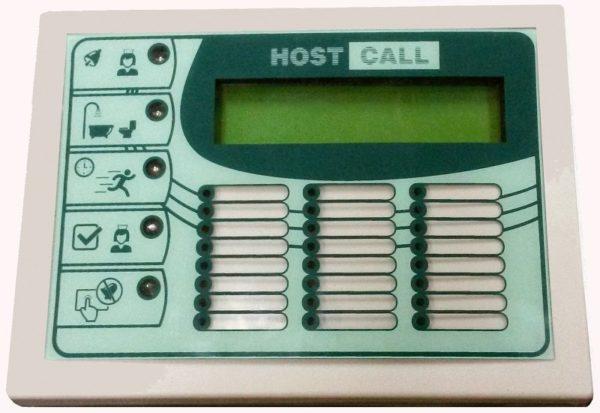 MP-111D1        :Пульт медсестры