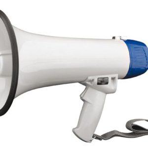 MP-15+Li        :Мегафон, функции сирена, свисток и гонг