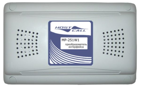 MP-251W1        :Преобразователь интерфейса RS-485/USB