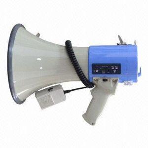 MP-30M+Li        :Мегафон, функции сирена, свисток и гонг, usb