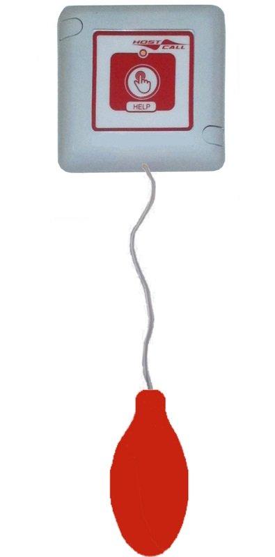 MP-435W2        :Влагозащищенная пневмокнопка вызова со шнуром