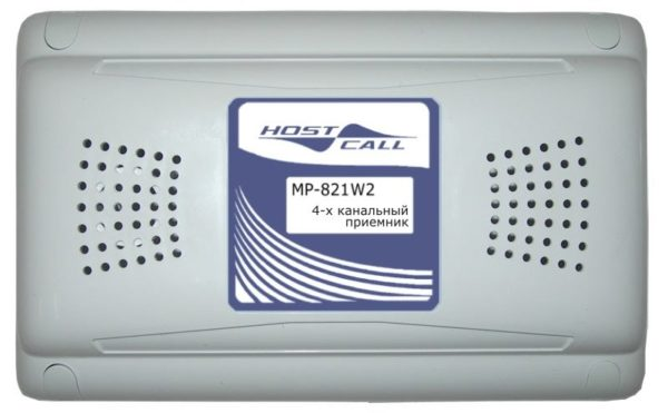 MP-821W2        :Приемник (ретранслятор)