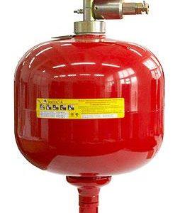МПП-15-КД (Буран-15-КД) взр. :Модуль порошкового пожаротушения взрывозащищенный