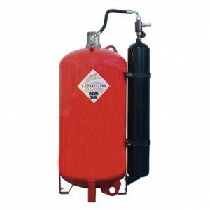 МПП-«Гарант-100вз»        :Модуль порошкового пожаротушения с вытесняющим газом взрывозащищенный