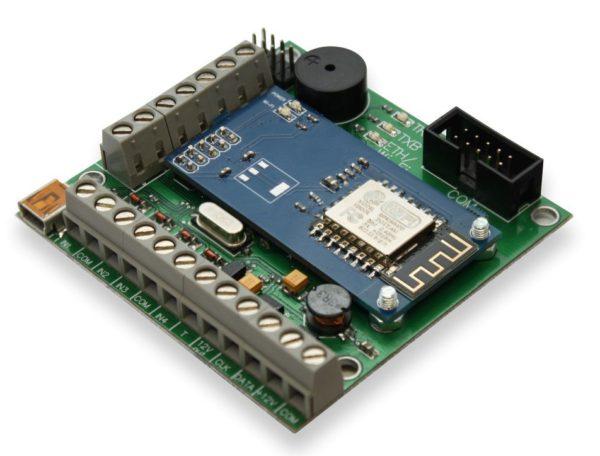 NV 205        :Охранная контрольная панель  с Wi-Fi коммуникатором