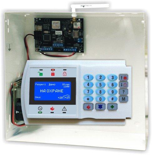 NV 2132        :Комплект охранной GSM сигнализации