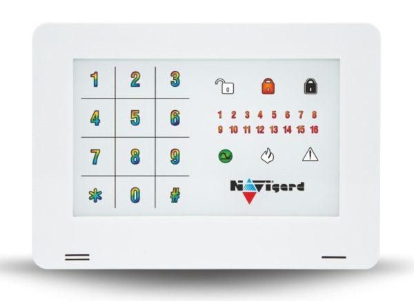 NV 8516        :Клавиатура управления для контрольных панелей
