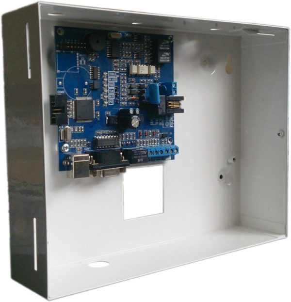 NV DT 2010        :1-канальный проводной мониторинговый приемник