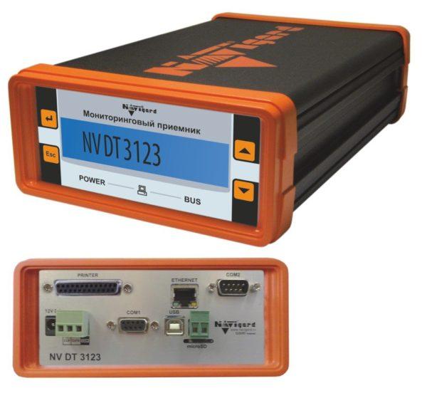 NV DT 3123        :1-канальный базовый Ethernet приемник