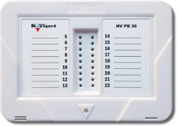 NV PB 36        :Радиоприемное устройство системы CROW с двухсторонним радиоканалом