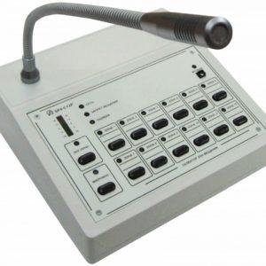 OMEGA SP4-C12        :Пульт диктора трансляционный