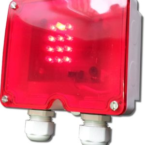 """ОС-12/В """"Аякс""""        :Оповещатель охранно-пожарный световой взрывозащищённый"""