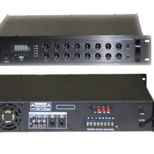 PA-1500        :Усилитель трансляционный