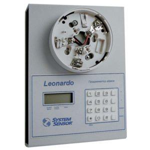 ПА        :Программатор адреса извещателей Leonardo