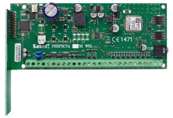 PERFECTA 32-WRL        :Плата охранно-пожарной сигнализации с встроенным GSM-коммуникатором и радиоканальным приемником