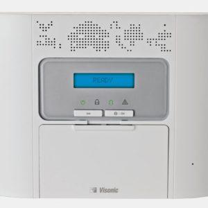 PMASTER-30 VISONIC        :Радиоканальная контрольная панель на 64 зоны