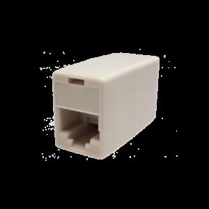 Проходной соединитель 8P8C (RJ-45), UTP, Cat.5e (10-0337)        :Проходной соединитель