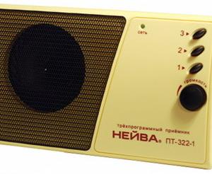 ПТ-322-1 Нейва, 15В        :3-х программный приемник, 15В