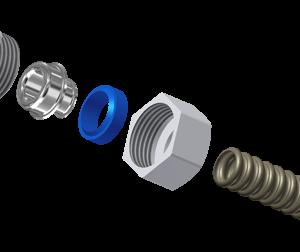 РКв-6-1/2        :Резьбовой крепежный элемент взрывозащищенный