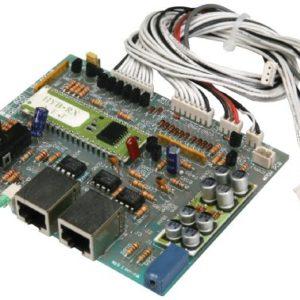 RR-600        :Плата для подключения микрофон.станций