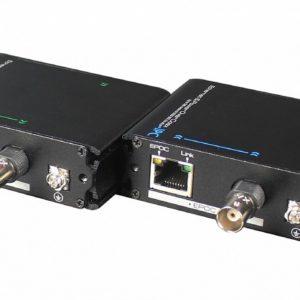 RVi-PE        :Удлинитель Ethernet с PoE по UTP или коаксиальному кабелю