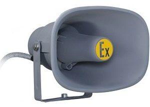РЗОР-Exm-10-Прометей        :Оповещатель речевой и звуковой взрывозащищенный